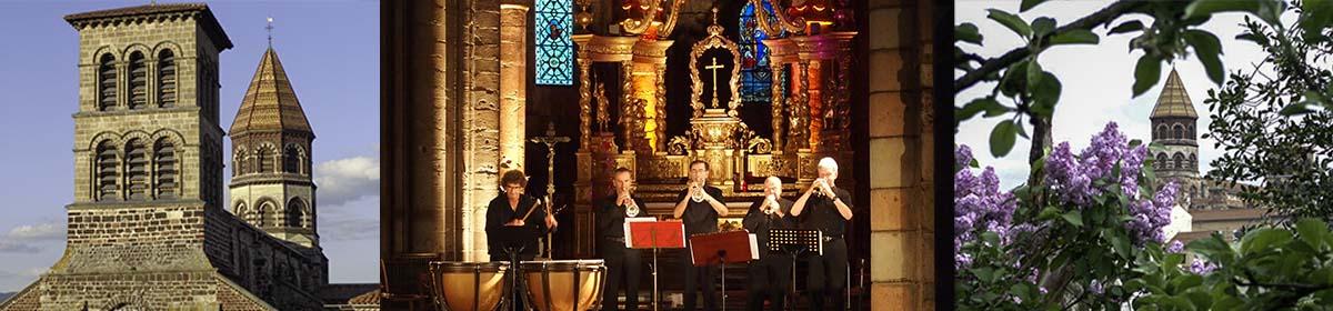 Les amis de la basilique Saint-Julien de Brioude