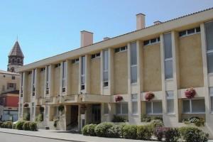 Façade de la Mairie de Brioude