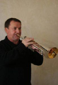 Pascal ANSEL, Trompette