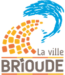 Logo de la ville de Brioude